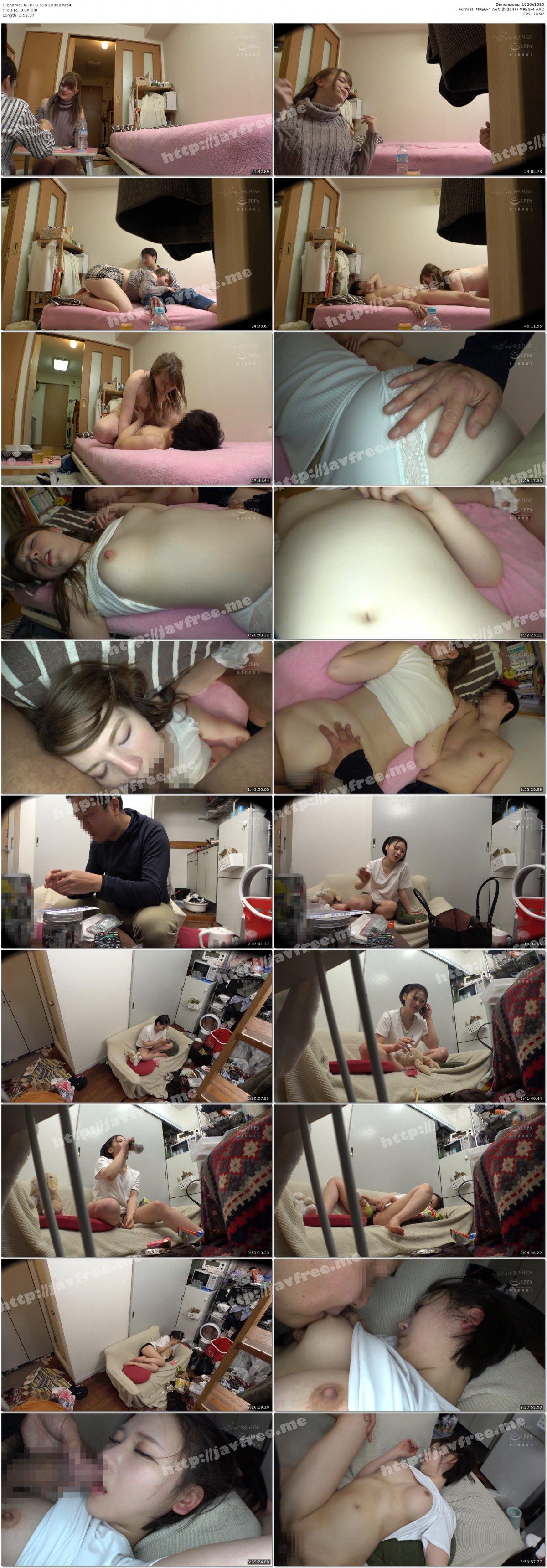[HD][NHDTB-538] 独り暮らしの自宅に潜む侵入者に眠剤を盛られ犯りたい放題ハメられた巨乳女 - image NHDTB-538-1080p on https://javfree.me