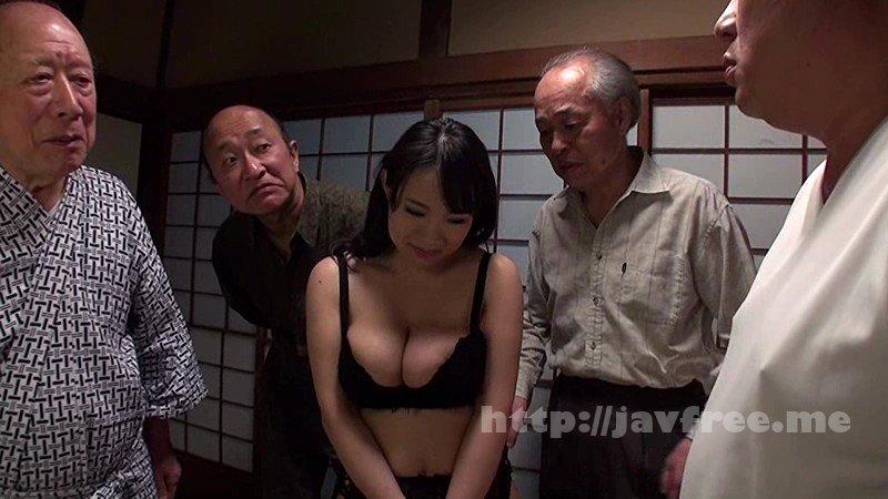 [NITR-318] 老人たちに寝取られたセックスレスの夫を持つ爆乳嫁 澁谷果歩 - image NITR-318-14 on https://javfree.me
