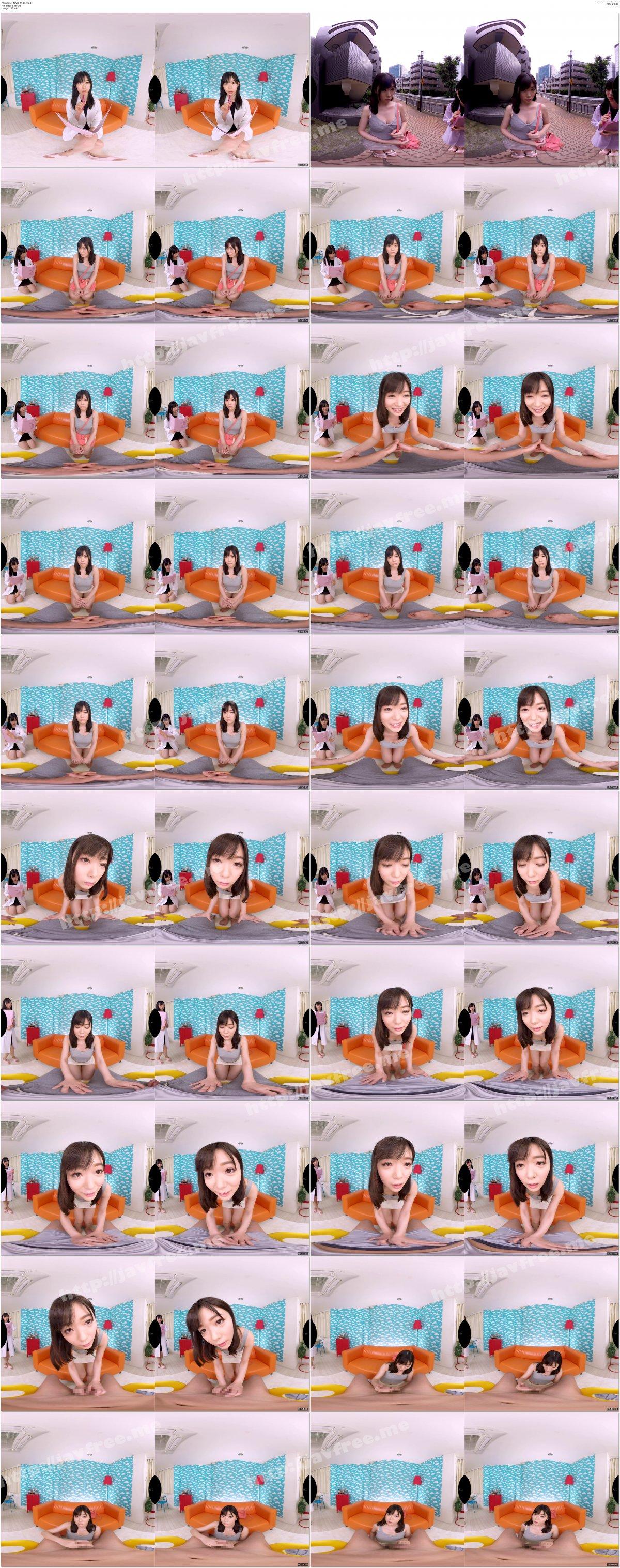 [NJVR-014] 【VR】2タイトル収録!ナンパJAPAN人気シリーズ童貞筆おろし体験VR 優しすぎるお姉さんは自慢のおっぱいでパイズリ射精!だけのつもりが童貞喪失筆おろしセックスまでしてくれました。 - image NJVR-014a on https://javfree.me