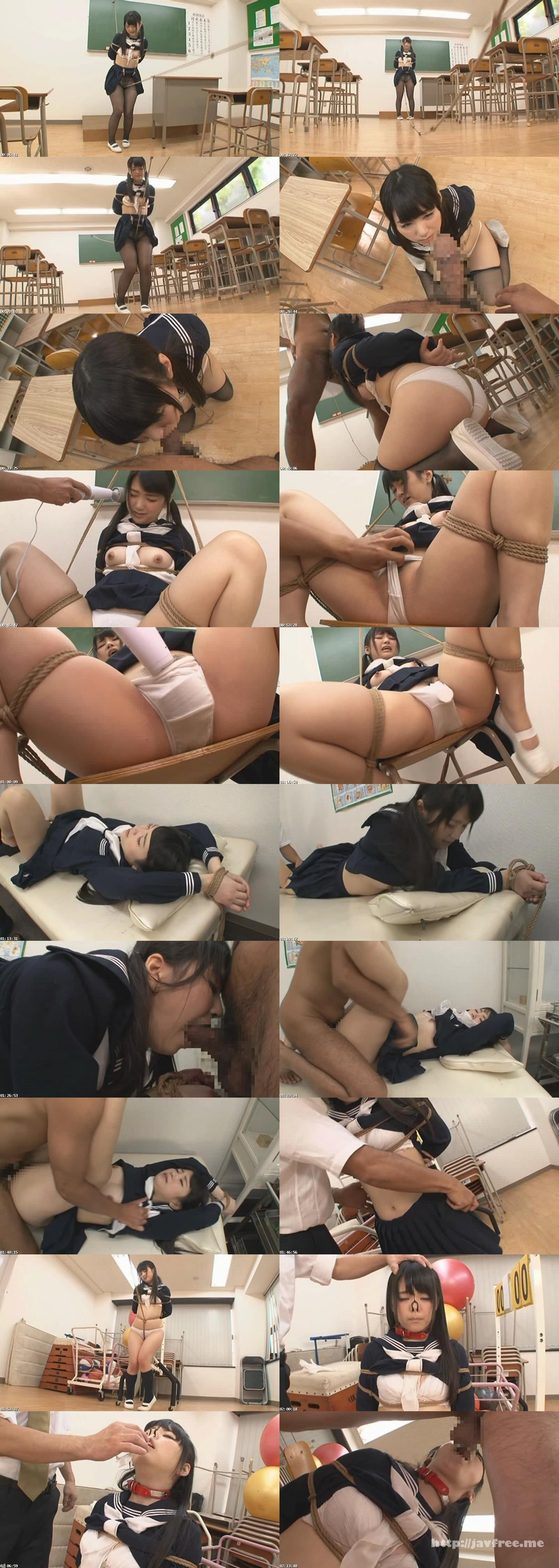 [NKD-145] 喰い込み少女股間責め 3 木村つな - image NKD-145 on https://javfree.me