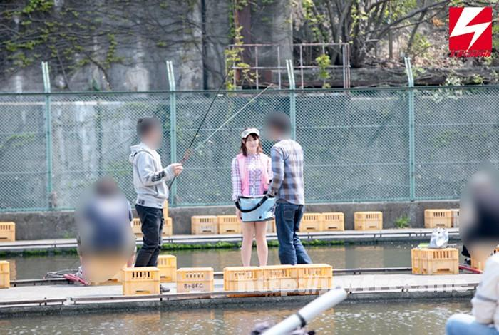 [NNPJ 031] 釣り堀で声をかけた美少女釣りガール 牧野宏美19歳AVデビュー ナンパJAPAN EXPRESS Vol.07 NNPJ