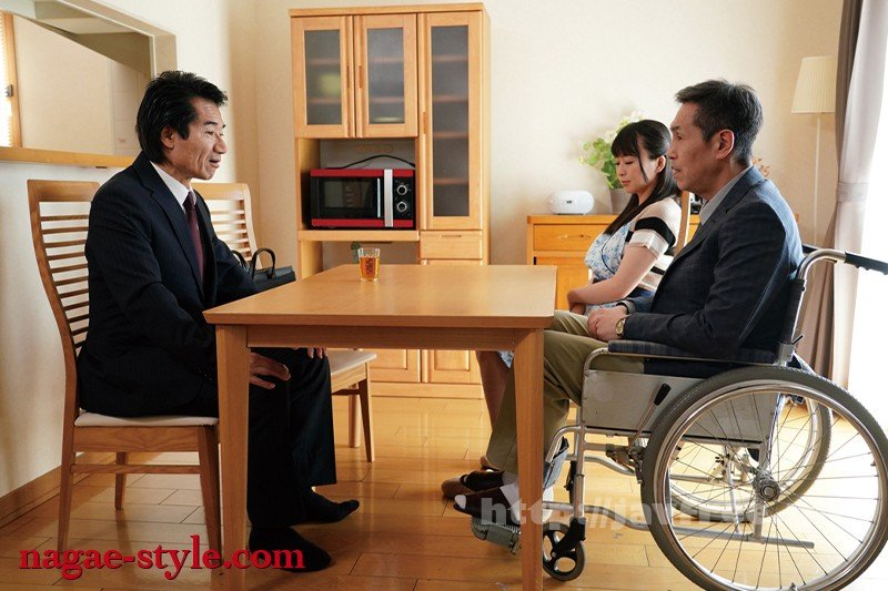 [HD][NSPS-912] 夫がいるときの昼下がり 背徳の接吻SEX 羽田希