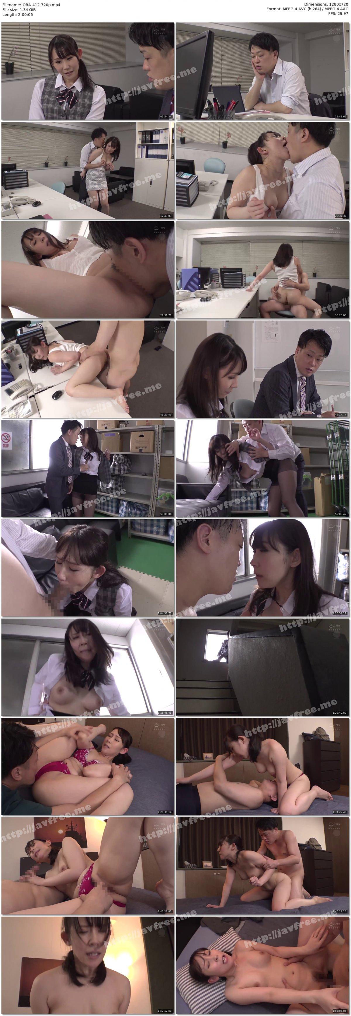 [HD][OBA-412] こんなおばさんだけど、本当に私でいいの…? ~職場の若者と無我夢中の不倫性交~ 田中美矢 - image OBA-412-720p on https://javfree.me