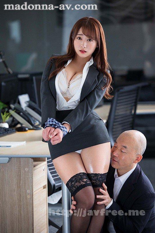 [HD][PFES-006] 人妻オフィスレディの絶対領域 貞淑妻を襲う、部長の言いなり社内羞恥―。 白石茉莉奈 - image PFES-006-1 on https://javfree.me