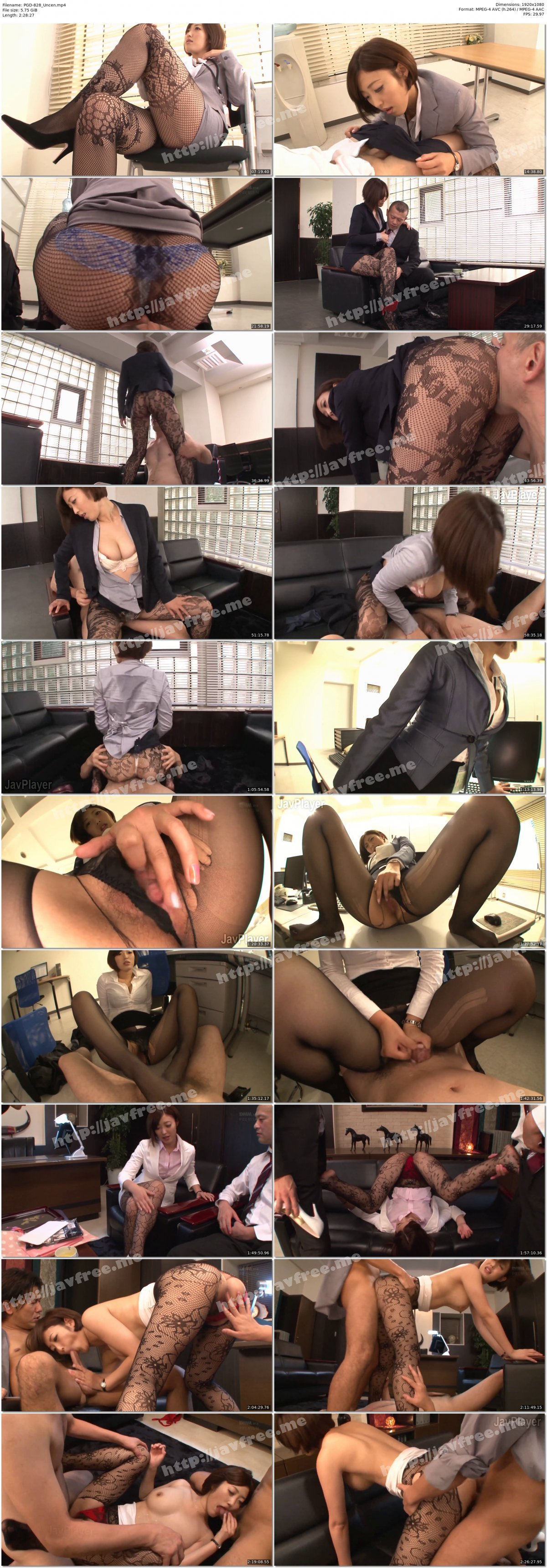 [PGD-828] 誘惑パンスト痴女OL 水野朝陽 Uncensored - image PGD-828_Uncen on https://javfree.me