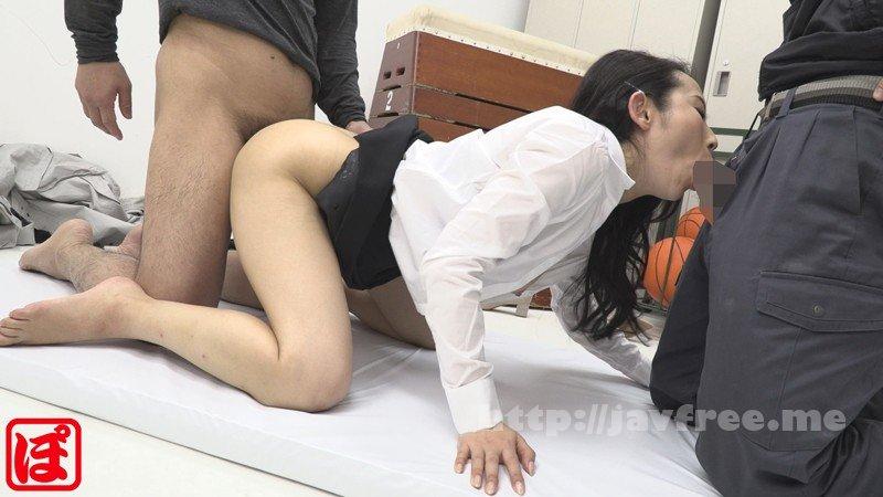 [HD][POAS-004] 不良生徒に無理やり性処理を強要された新任女教師のザーメンぶっかけ恍惚絶頂! 美咲結衣 - image POAS-004-11 on https://javfree.me
