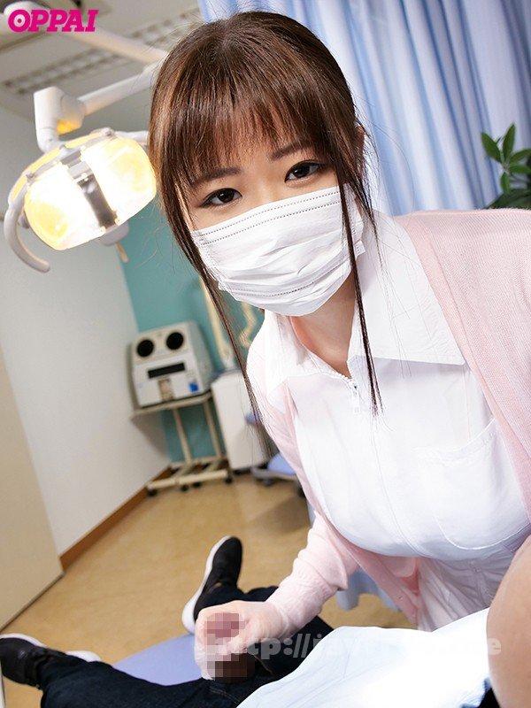 [HD][PPPD-919] 歯科治療中にAVみたいに患者をこっそり射精させているむっつりスケベHカップ歯科衛生士さんデビュー ほむら優音 - image PPPD-919-3 on https://javfree.me