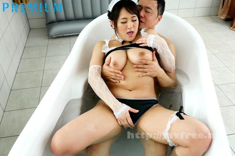 [HD][PRED-062] 爆乳痴女専門店 おっぱい揉みっぱなしソープ 祈里きすみ