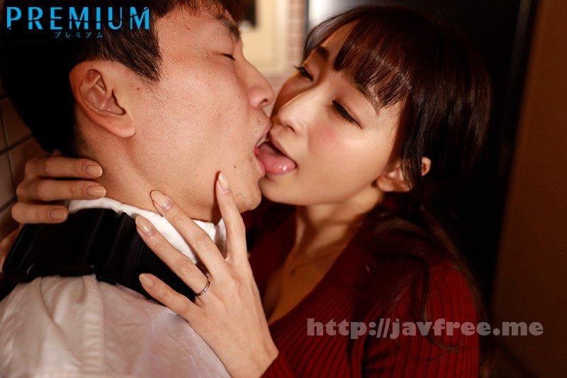 [HD][PRED-238] 欲求不満な人妻のまたがりながら濃密キスセックス 蓮実クレア