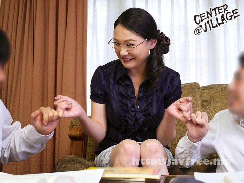 [QIZZ-034] おばさん家庭教師〜お子さんの童貞卒業させてあげます〜 松本しのぶ - image QIZZ-034-1 on /
