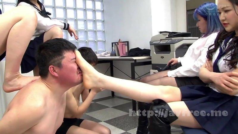 [HD][QRDA-130] S女生徒会 集団脚責め - image QRDA-130-12 on https://javfree.me