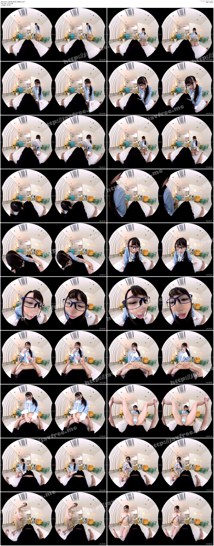 [HD][QRVR-002] 【VR】3DVR 新少子化対策法可決!初対面でいきなり恋に落ち即子作り!街の図書館で働く眼鏡地味子で恥ずかしがり屋のしゅりちゃんと恥じらい初SEX 跡美しゅり - image QRVR-002b-1080p on https://javfree.me