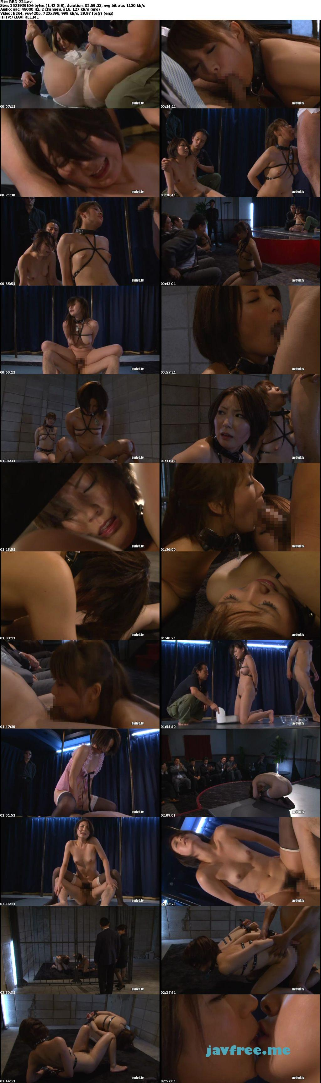 [RBD-224] 奴隷色の女教師3 - image RBD-224 on https://javfree.me