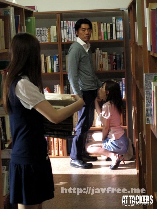 [RBD-508] 痴漢図書館 こんな所で…なのに、なのに私ったら…! かすみ果穂 - image RBD-508-1 on https://javfree.me