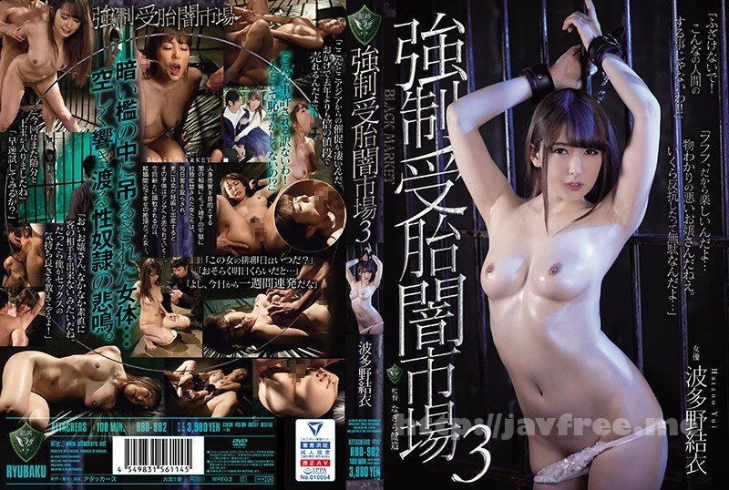 [HD][RBD-982] 強●受胎闇市場3 波多野結衣 - image RBD-982 on https://javfree.me
