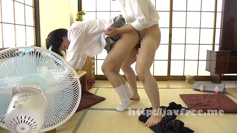 [RCT 630] 扇風機で涼むノーパン妹にムラムラ勃起しちゃった俺 白咲碧 本澤朋美 RCT