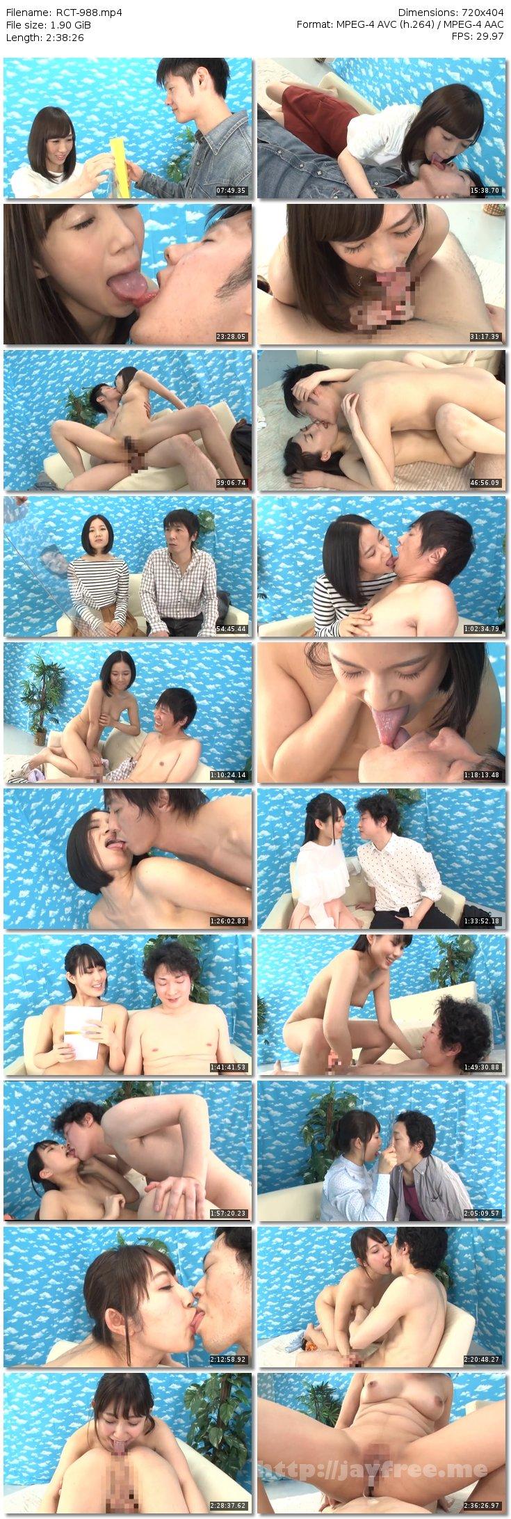 [S2MCR-04] Model Collection Remix 04 : ふわりゆうき, 相島奈央, 本多成実 ( ブルーレイ版 ) - image RCT-988 on http://javcc.com