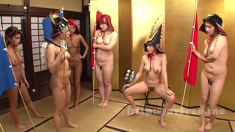 [RCTD-071] 全裸で城攻め!戦国レズ合戦