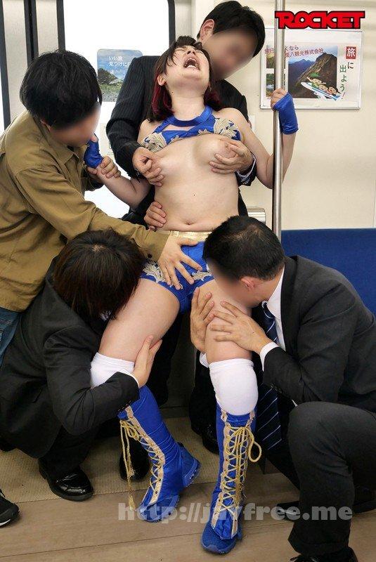 [HD][RCTD-321] 巨乳女子プロレスラー優梨VS最狂線痴●軍団
