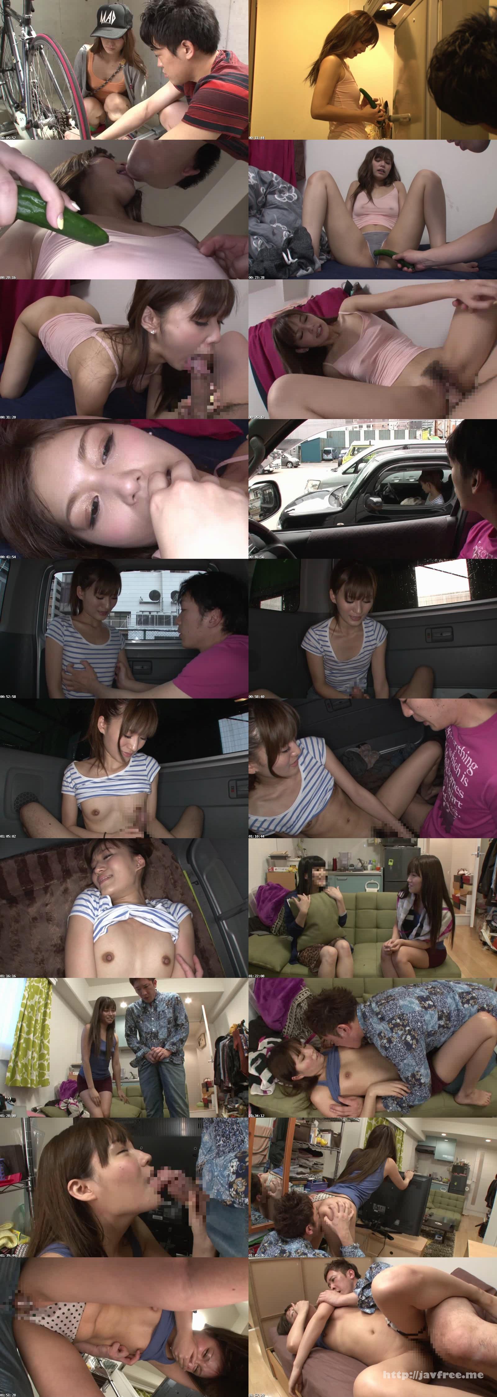 [RDT-192] 偶然見かけた貧乳女子がまさかのノーブラ!?見られる事に興奮した彼女の敏感乳首はビンビンに立っていて… - image RDT-192 on https://javfree.me