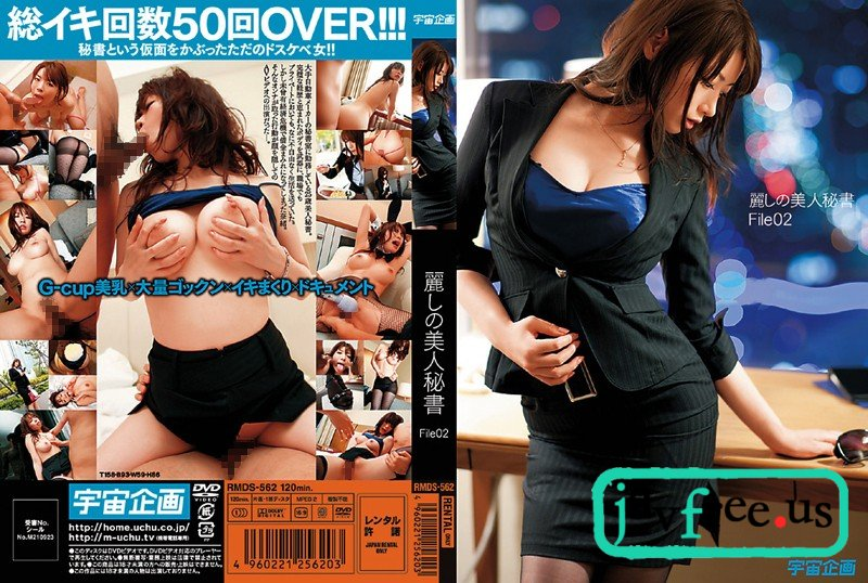 [RMDS-562] 麗しの美人秘書 File02 - image RMDS-562 on https://javfree.me