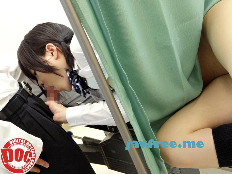 [RTP-002] 初めて産婦人科を訪れた、男をあまり知らないウブな女子校生を診察と偽りマ○コの中を掻き回してやったら、今まで経験した事のない感覚に口を歪め涎を垂らしながら我を忘れて感じだし、自ら腰を動かしてきたので、僕のチ○コでイカせまくってやった!! - image RTP-002-5 on https://javfree.me