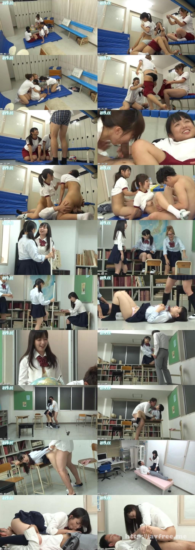 [RTP-010] 女子率8割超えのウチの学校の女子達は完全に女子校気分で僕達がいる前でもおかまいなしに悪ふざけしブラやパンツが丸見え状態!!そんな女子達を見て勃起している僕を見つけ、からかっているうちにスイッチが入った女子達は… - image RTP-010 on https://javfree.me