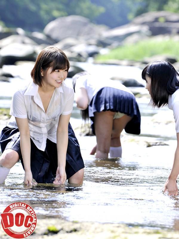 [RTP 037] 田舎の純真な女子校生が服を脱ぐのも忘れてズブ濡れになっているおふざけ姿が予想以上に色々エロく見えてきたので… 逢沢るる 浅倉あすか 水樹心春 RTP