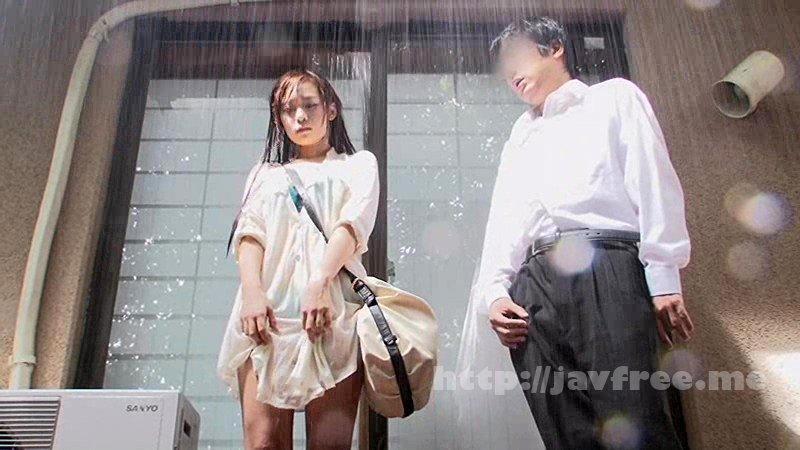 [SCOP 269] 今まで意識していなかった幼馴染が、ゲリラ豪雨でずぶ濡れに!透け透けのブラジャーと予想以上の巨乳に思わず勃起!童貞の僕とウブな彼女はお互いを求め合い無知ゆえの中出しまでしてしまった!2 SCOP