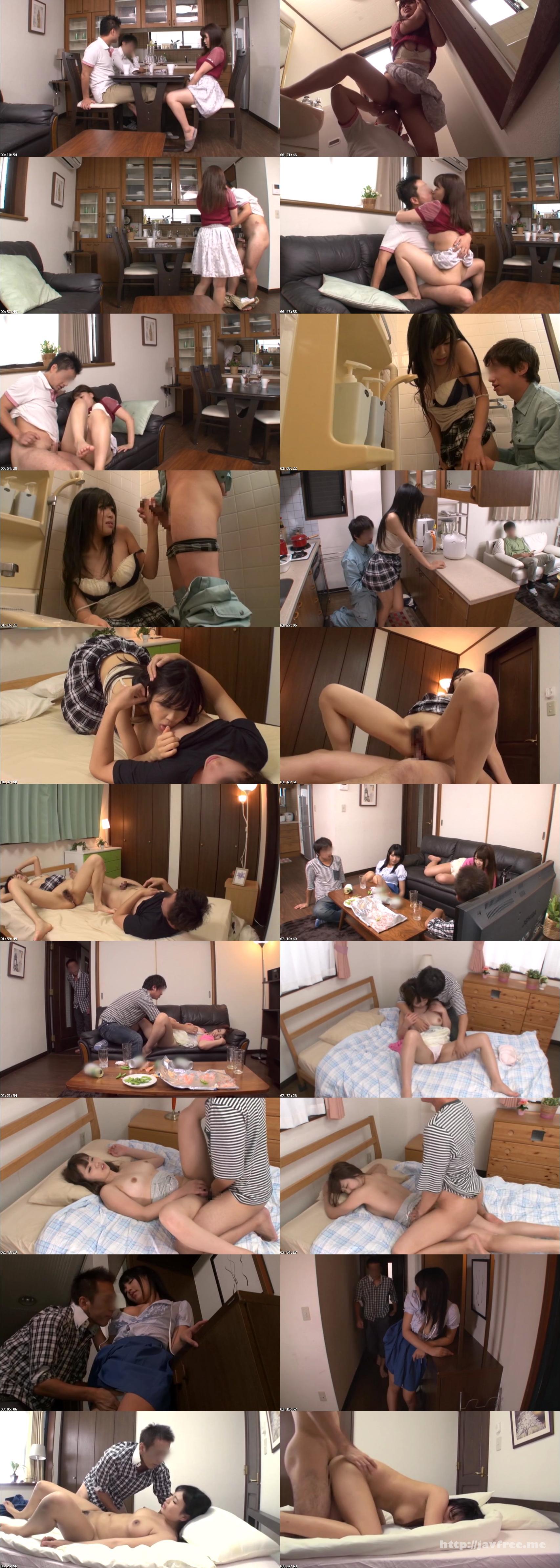 [SCOP 347] 「自宅で妻を寝取って下さい」愛する巨乳妻を別の男に寝取らせ次第に濡れ始めイキまくる妻を目の前にして興奮する夫 SCOP