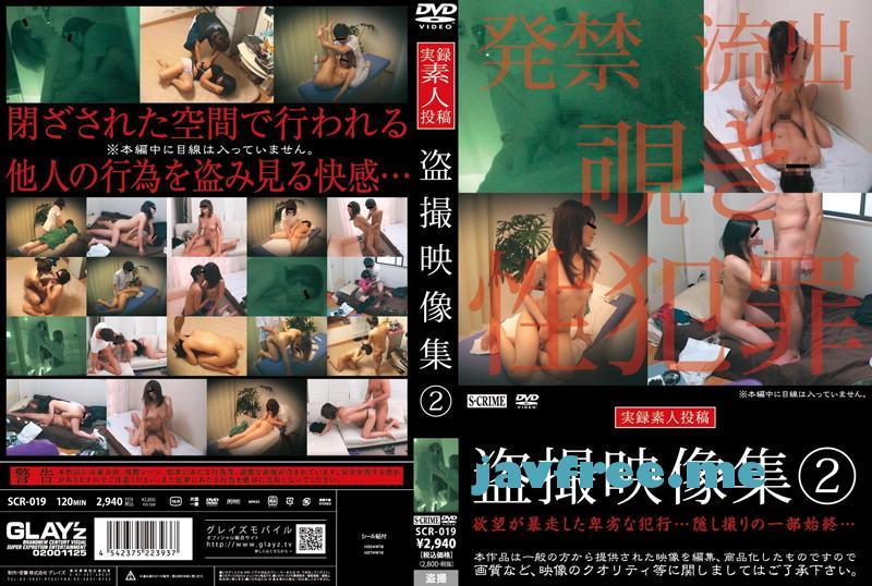 [SCR 019] 盗撮映像集 2 盗撮映像集 SCR