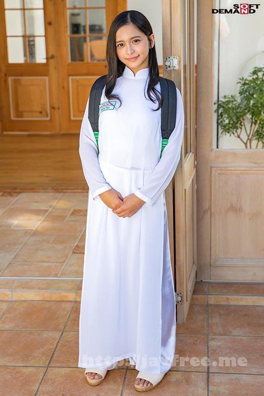 [HD][SDAB-170] 145cmベトナム生まれの激イキボディ アオザイを着たあの子。褐色美少女 咲田ラン SOD専属AVデビュー - image SDAB-170-10 on https://javfree.me