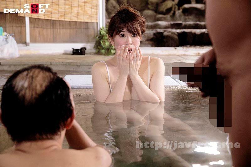 [HD][SDAM-046] 「寝取られ願望」のある夫が妻をダマして混浴放置!裸より恥かしいハレンチ水着で夫の目の前で何度もイカされる巨根激ピストン