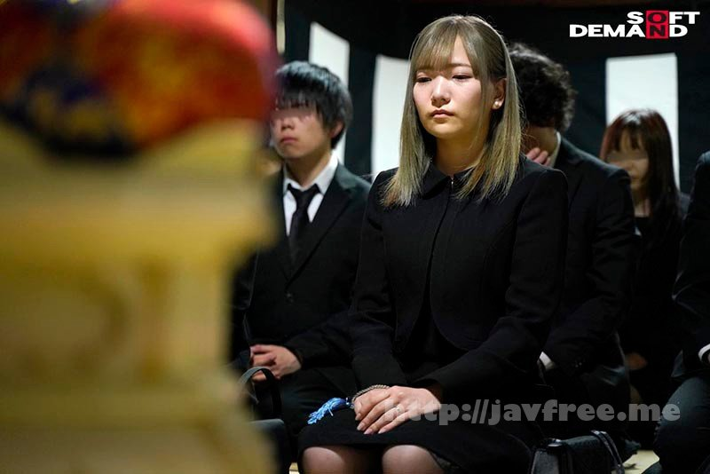 [HD][SDAM-051] 法事で7年ぶりに再会した同級生たちに酔わされ輪●された金髪喪服ギャル かんな