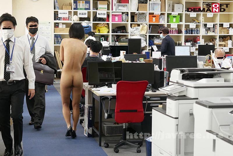 [HD][SDJS-111] ~社内で全裸は1人だけ~ インターン生の皆さん全裸でお仕事できますか? SODで働く女子社員にはAV女優さんの気持ちを理解してもらうために羞恥研修を用意! 入社前だけど身体を張って1日お仕事してもらいました♪ SOD女子社員 - image SDJS-111-10 on https://javfree.me