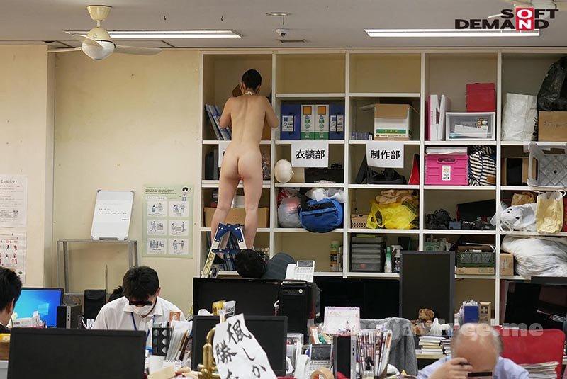 [HD][SDJS-111] ~社内で全裸は1人だけ~ インターン生の皆さん全裸でお仕事できますか? SODで働く女子社員にはAV女優さんの気持ちを理解してもらうために羞恥研修を用意! 入社前だけど身体を張って1日お仕事してもらいました♪ SOD女子社員 - image SDJS-111-15 on https://javfree.me
