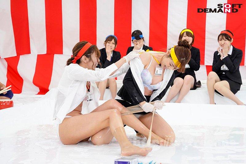[HD][SDJS-122] 4年に一度のスポーツの祭典 祝 東京開催記念! ぬるぬるローション 仲良し部署対抗 ハメハメ合戦 ~ユーザー様を招待した男女混合大乱闘スペシャル~ - image SDJS-122-3 on https://javfree.me