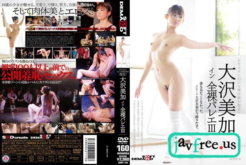 [SDMT 183] 大沢美加 イン 全裸バレエ3 廣田まりこ 大沢美加 SDMT