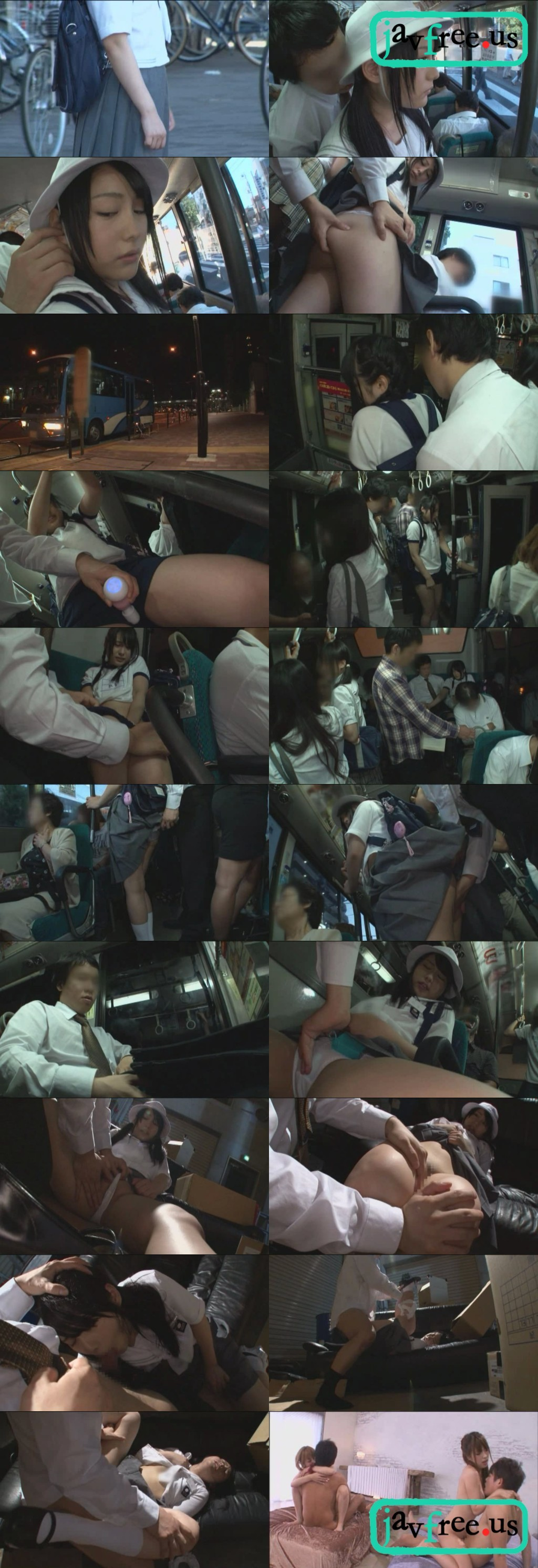 [SDMT-599] 路線バスで見つけたひと際●い●●一貫女子校生を足が震える程に、何度もイカせる - image SDMT599 on https://javfree.me