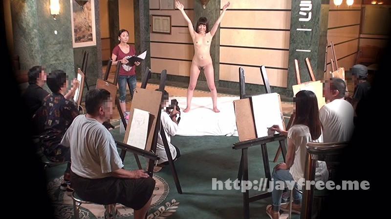[SDMU 134] 「デッサンモデル募集」で集まった美人妻が合体ヌードモデル体験 'おま○こパックリ'ポーズからパイパンにされて生ち○ぽ結合!中出し!の野外羞恥絵画教室 SDMU