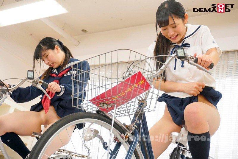 [SDMU-780] ピストンバイブアクメ自転車がイクッ!友達同士で激イキレース連続大量潮吹きSP