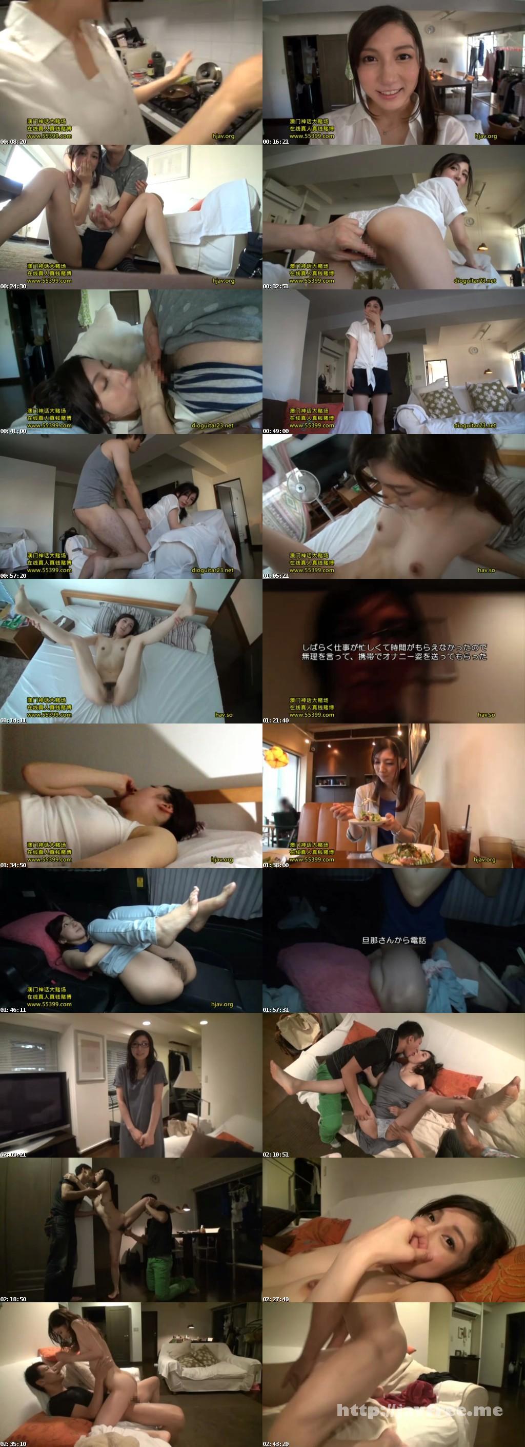 [SDNM 015] こんなにも清楚で綺麗で奥ゆかしい女性をAVで見た事がありますか? 長谷川栞 34歳 第3章 ドキドキが女性器をグッショリ濡らす 旦那にバレないように自宅で、緊張感が快感に変わるSEX・SEX・SEX SDNM