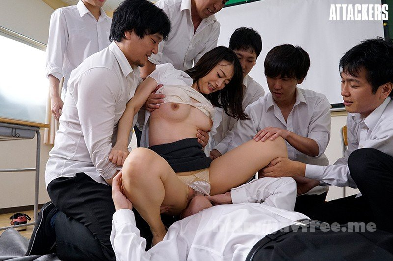 [HD][SHKD-810] 輪姦学校 西野翔 - image SHKD-810-8 on https://javfree.me