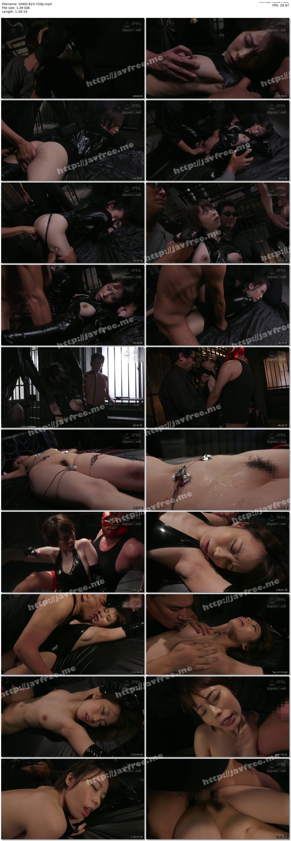 [HD][SHKD-823] 女スパイ BLACK SPARROW 川菜美鈴 - image SHKD-823-720p on https://javfree.me