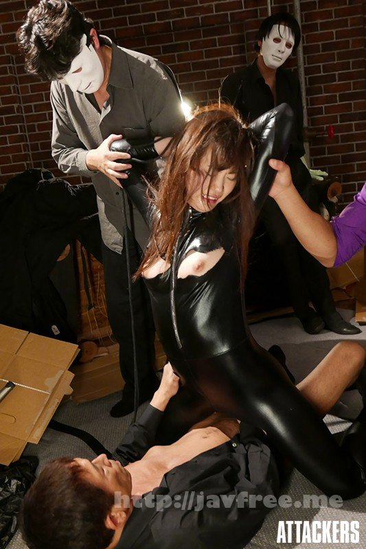 [HD][SHKD-855] 女スパイ BLACK SPARROW 美谷朱里 - image SHKD-855-4 on https://javfree.me