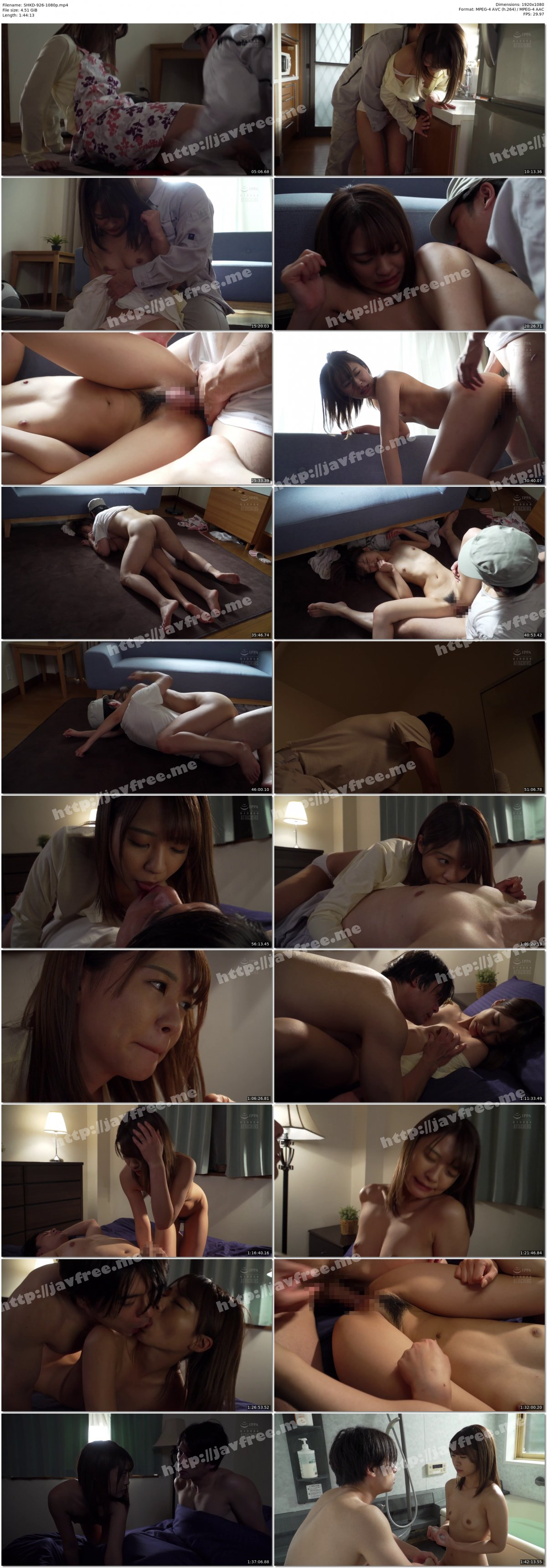 [HD][SHKD-926] 脱獄者 東條なつ - image SHKD-926-1080p on https://javfree.me