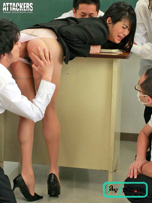 [SHKD-453] 被虐の美人教師 小野今日子 - image SHKD453i on https://javfree.me