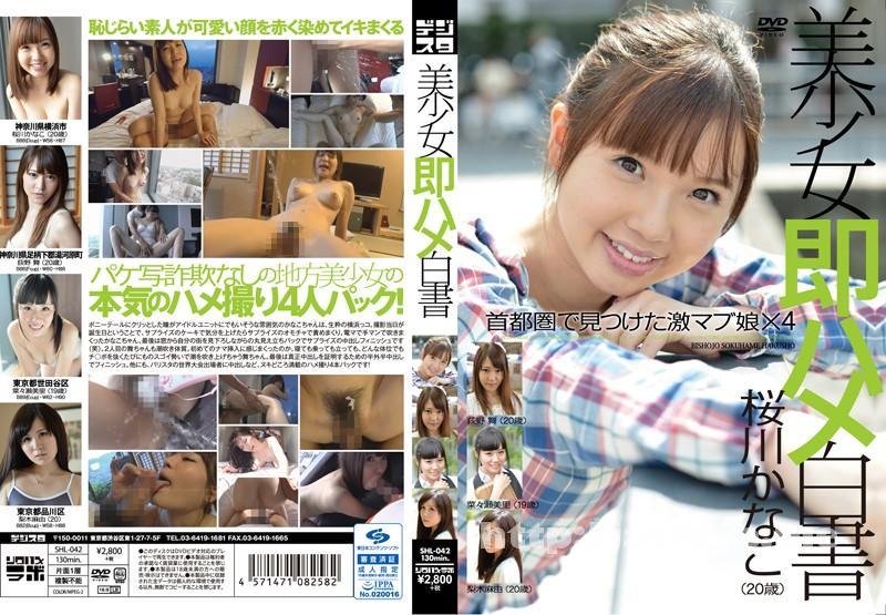 [SHL-042] 美少女即ハメ白書 42 - image SHL-042 on https://javfree.me