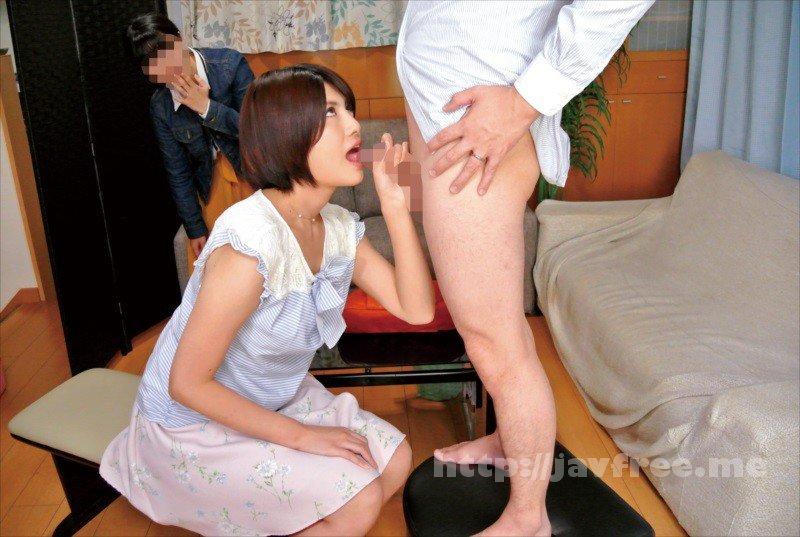 [HD][SKMJ-027] 美人女子大生が妊活夫婦の採精オナニーお手伝い体験!おかずの若い女性にはフル勃起する旦那と嫉妬にゆがむ三十路妻。それを見てなぜかパンティ濡れちゃう素人お嬢さん。妻の前でち●ぽこしゃぶりたおしてそのまま寝取りSEXまでしてもらいました! - image SKMJ-027-5 on https://javfree.me