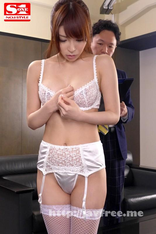 [SNIS 408] 下着モデルをさせられて… 桜井彩 桜井彩 SNIS